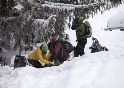 2013 02 Vaude Schneeschuhcamp 13