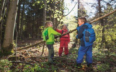 Dienstag: Wildnistag für Kinder