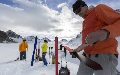 Skitouren im Valle Maira Piemont