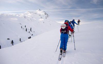 Skitouren Einsteigerkurs im Allgäu