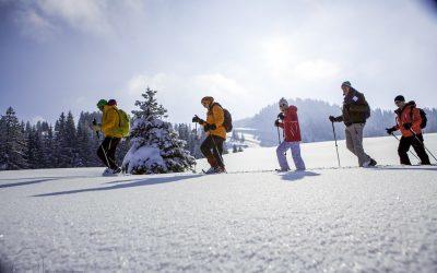 Sonntag: Tagestour über dem großen Alpsee mit Kässpatzenessen