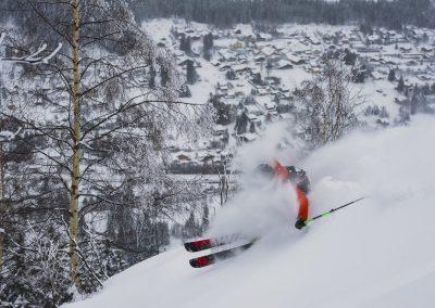 Tiefschneekurs & Skitouren Schnuppern Allgäu powered by VÖLKL