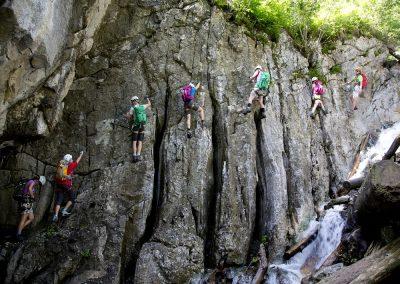 Klettersteig 6