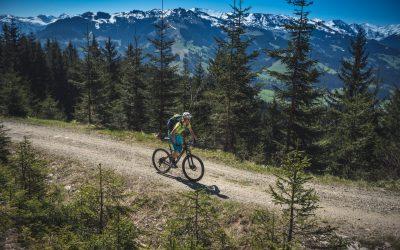 Montag: E Bike Panoramatour mit Fahrtechniktaining