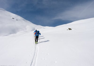 VAUDE Skitouren Camp Kleinwalsertal