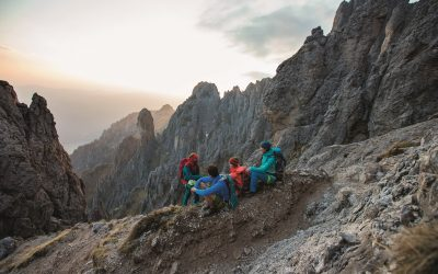 VAUDE Klettersteig Camp 2020 powered by EDELRID St. Johann in Tirol