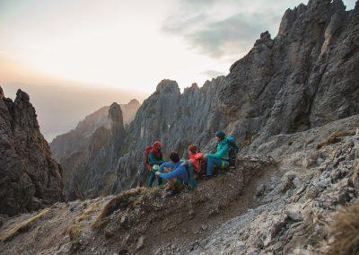 VAUDE Klettersteig Camp 2019 powered by EDELRID in St. Johann / Kitzbüheler Alpen
