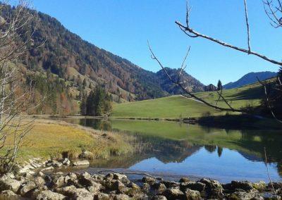 2-tägige Wanderung über die Nagelfluhkette vom Hochgrat nach Immenstadt