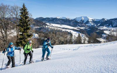 """Donnerstag: Panoramatour am Staufner Hausberg """"Kapf"""" mit Einkehr im Café Paradies"""