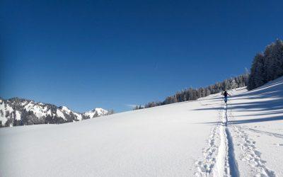 Skitouren im Bregenzer Wald